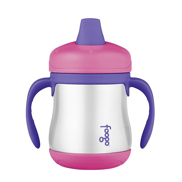 Thermos Foogo Stainless Steel Leak Proof Sippy Cup W